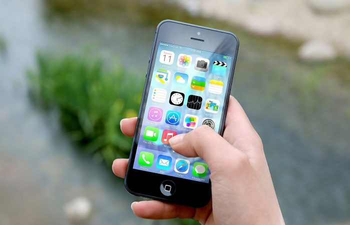 Het kopen van een nieuwe iPhone